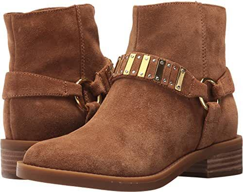 Nine West Women's Tanit Suede Ankle Boot